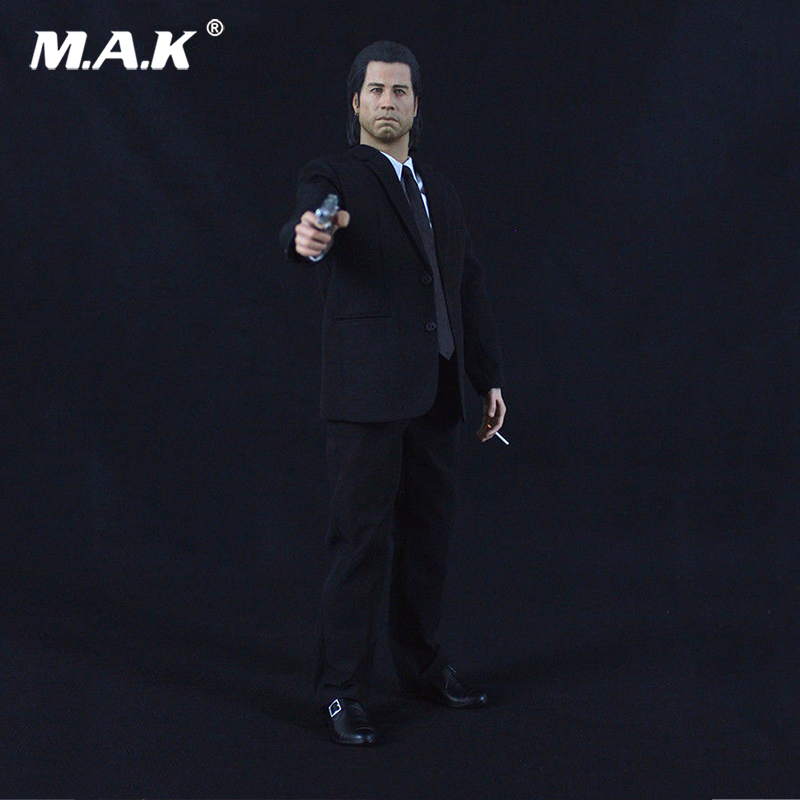 1:6 Scale VINCENT RM022 John Travolta Movie Actor Action Figure for Collection movado 0607032