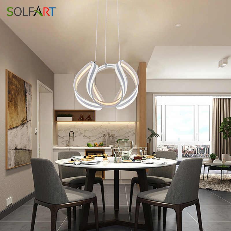 Modern Led Pendant Lighting For Kitchen
