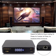 Freesat GTT Android + DVB-T/T2/Caja de Cable HD 4 K 3D Búsqueda Manual Automático Inalámbrico Wifi Incorporado 1 GB RAM 8 GB ROM 24 Idiomas