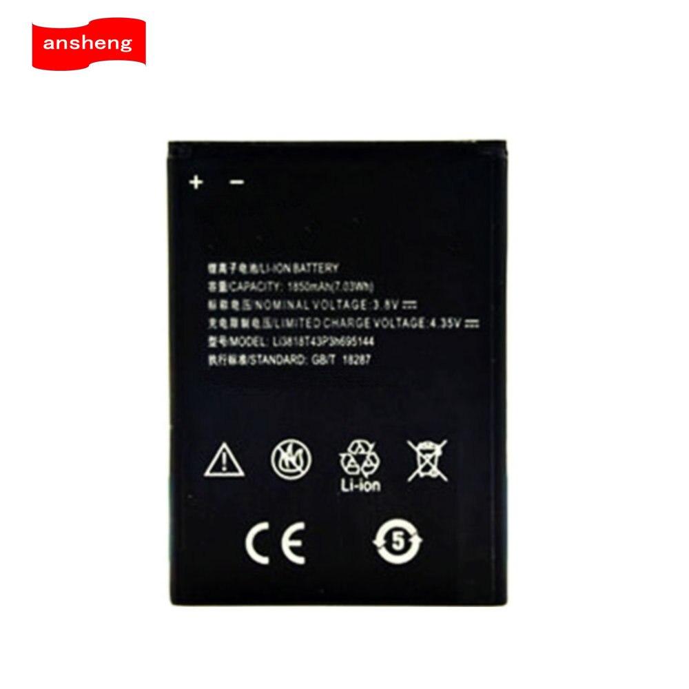 Высокое качество 1850 мАч Li3818T43P3h695144 батарея для ZTE V830w Kis 3 Max для ZTE Blade G Lux смартфона