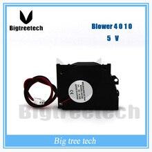 Для 3d принтер части 4010 5 В небольшой вентилятор вентилятор 40x52x10 мм мини турбо вентилятор DC бесщеточный вентилятор вентилятор 3D0028