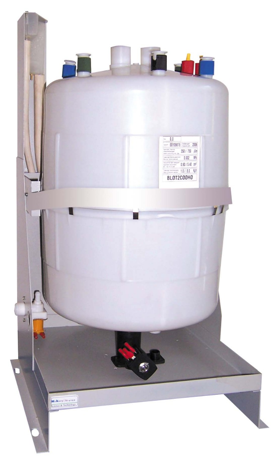 Removable Steam Generator Cylinder With Humidifier Cylinder 008kg