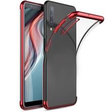 3 в 1 покрытие чехол для samsung Galaxy A10 A20 A20E A30 A40 A40S A50 A60 A70 A80 A90 чехол для S10 5G S10 плюс чехол-накладка для телефона