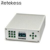 Retekess TR505 25W PLL FM Transmitter Antenna USB Mini Radio Stereo Station Wireless Lossless Music Broadcast + Power + Antenna