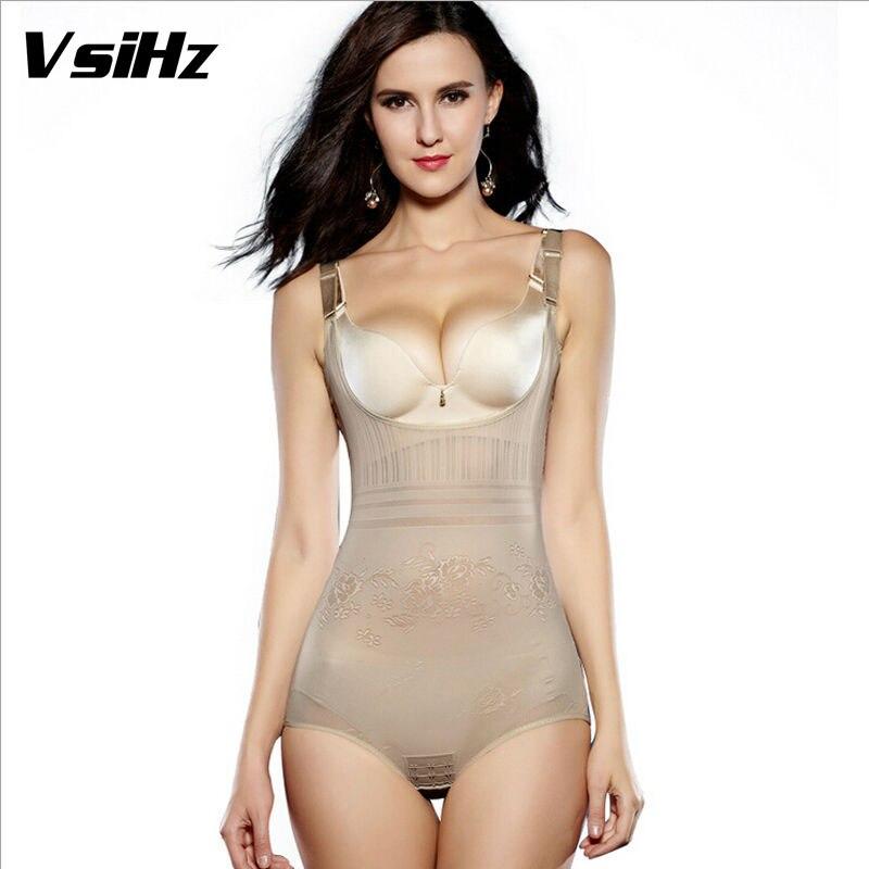 VSIHZ mujeres Tummy Control de Underbust Fajas Ropa Interior Que Adelgaza  Faja Reductora de Control Firme Body 2d5f1db31a79