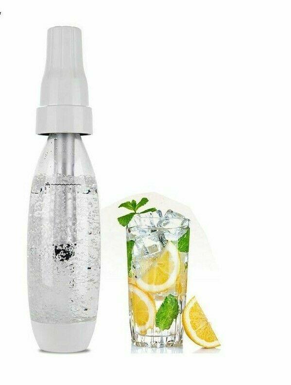 Portable Siphon Manual Bubble Water Sodas Machine Mini Carbonated Soft Drink Travel Juice Soda Maker Spritzers Spritzers