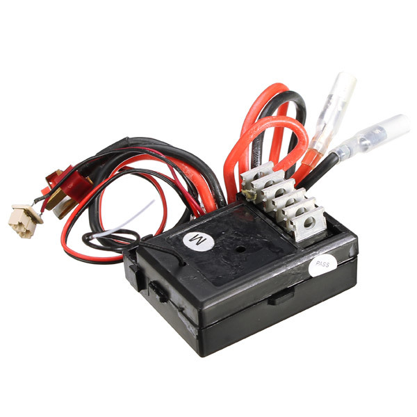Wltoys 12428 12423 1/12 RC Car Spare Parts Receiver 0056