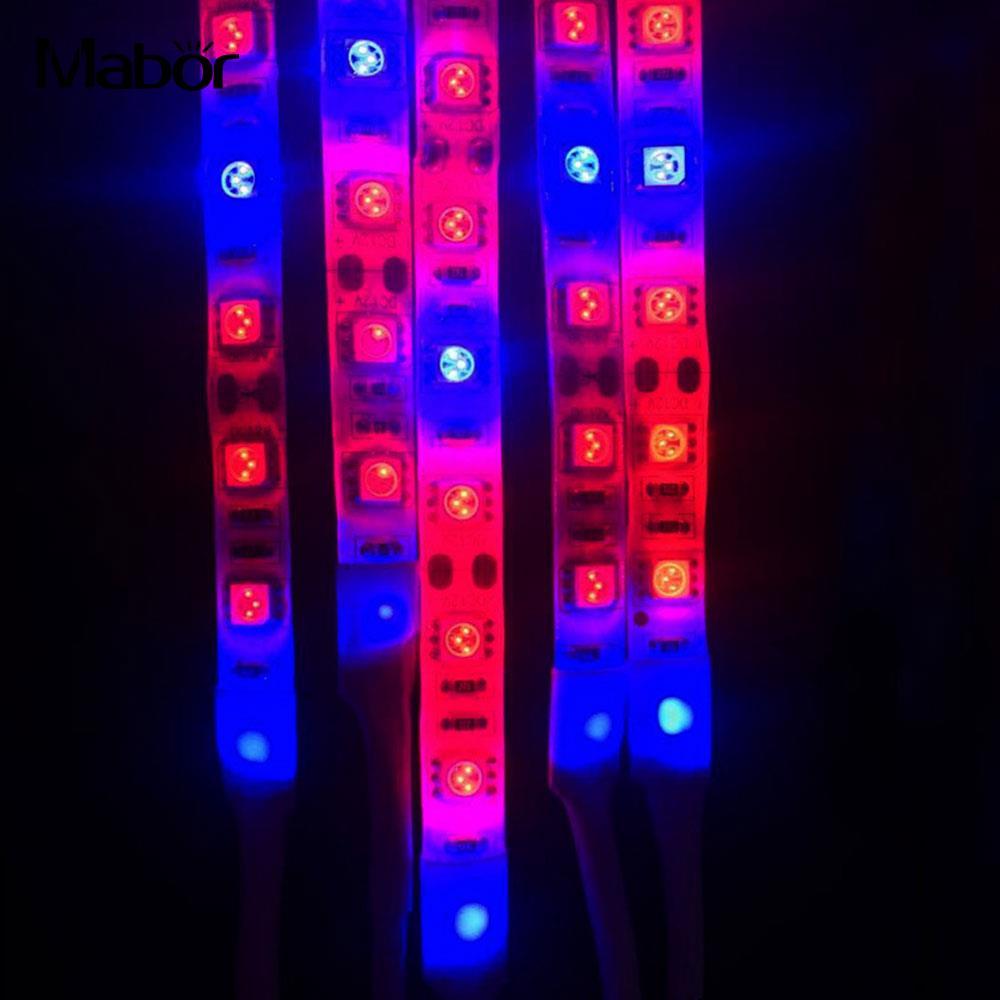 Светодиодный завод светать бар красные, синие 3:1 Гибкая лампа IP65 Водонепроницаемый 5  ...