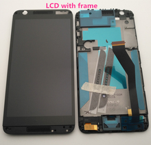 ESC For HTC Desire 820G(not for 820) LCD Display with Touch Screen Digitizer Assembly For HTC Desire 820G Display With Frame