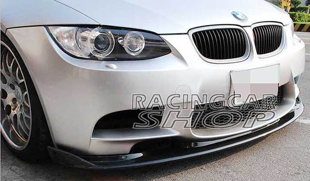 High Quality Painted Ham Style Front Spoiler Fit For Bmw E90 E92 E93