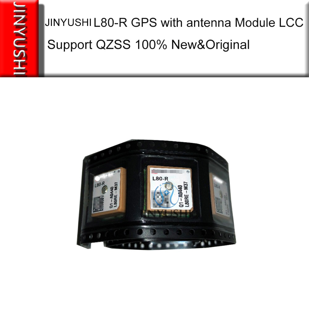 5 Stks/partij L80 L80-r L80re-m37 Gps Antenne Externe Antenne Mtk3337 Ultra Compact Gps Pot (patch Op Top) Module Geurige (In) Smaak
