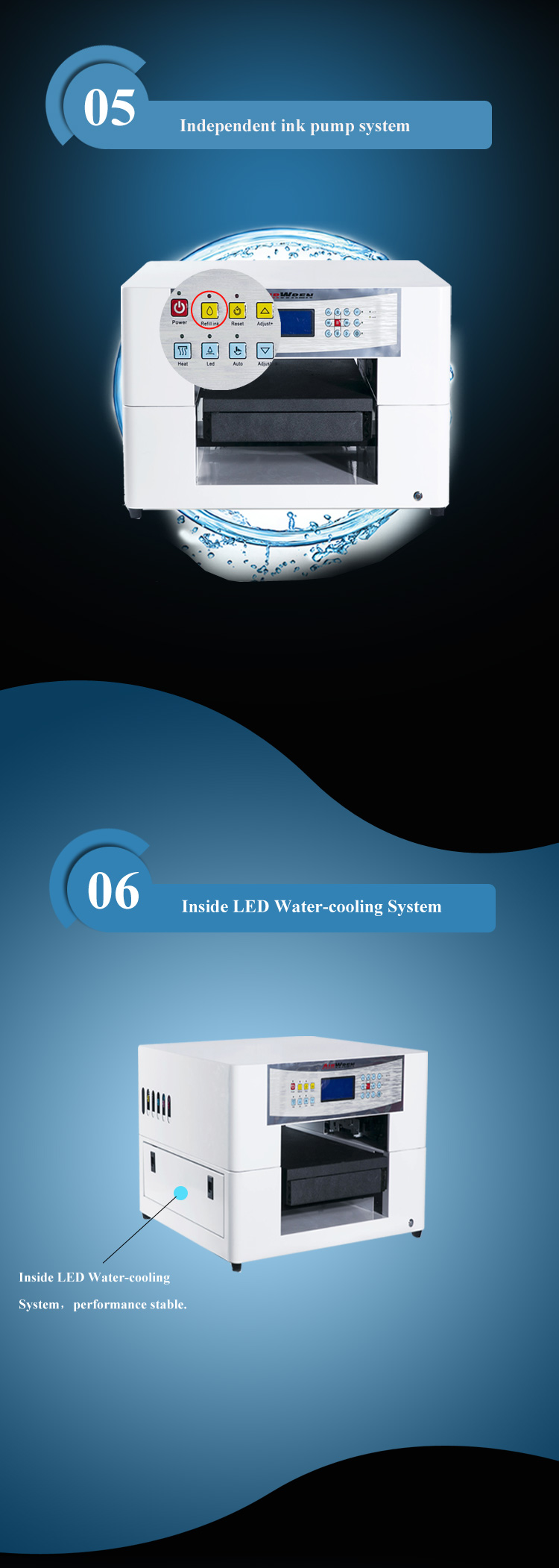 High Resolution Credit Pvc Printing Machine Business Card Printer-in ...