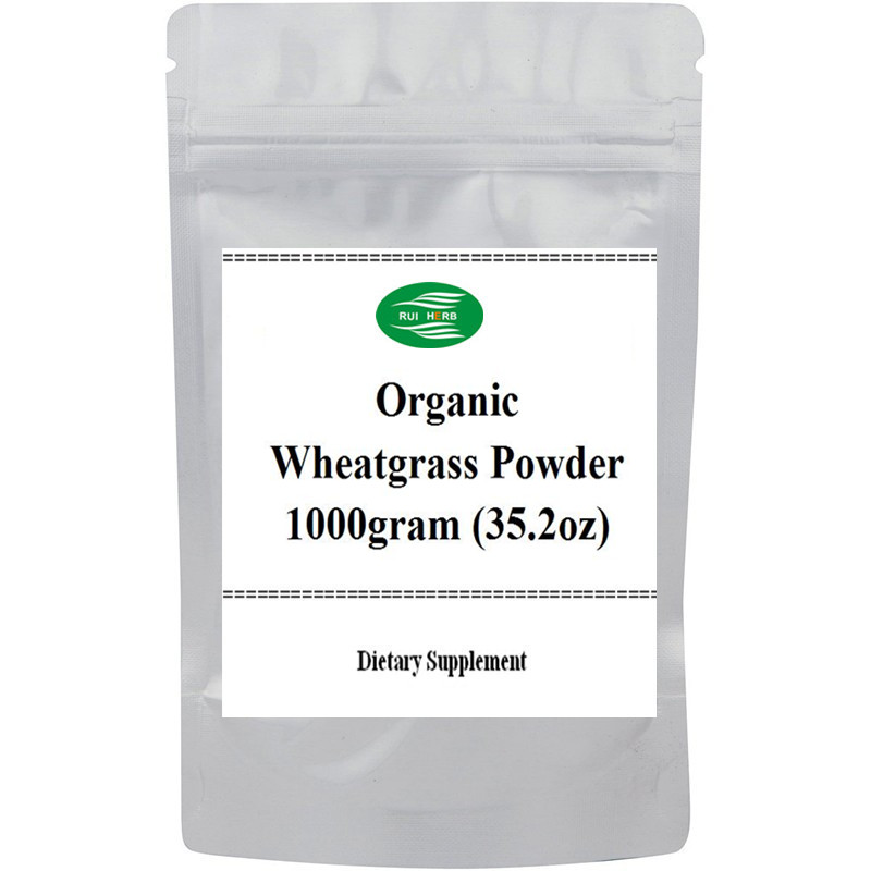 Organic Wheatgrass Powder - Superfood Supplement 1000gram free shipping image