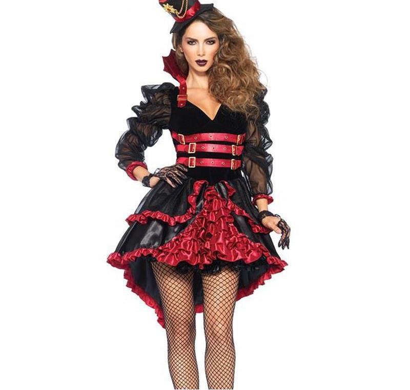 Costume streghe Strega Halloween Costume donne Da Donna Travestimento Per Halloween Streghe