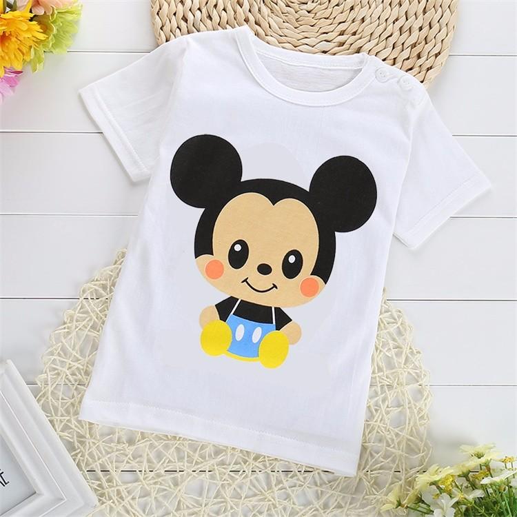Baby Short Sleeve T-shirt