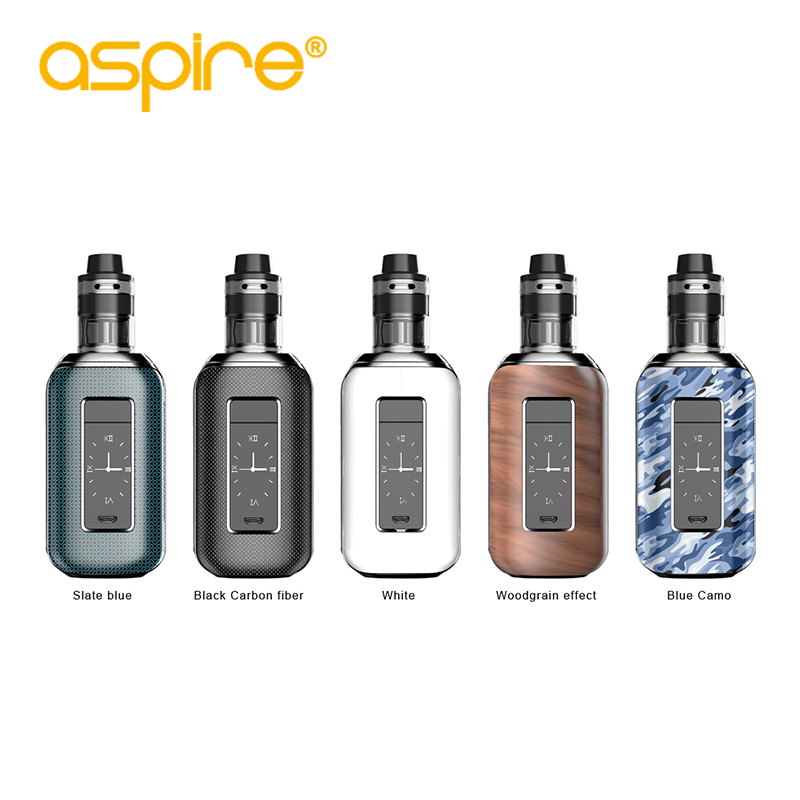 100% Original Aspire SkyStar Revvo Kit with 210W SkyStar mod and 3.6 ML Revvo tank Electronic Cigarette Start Kit 1 Pcs/Lot стоимость