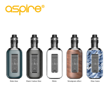 100% Original Aspire SkyStar Revvo Kit con 210W SkyStar mod y 3.6 ML Revvo tanque Electronic Cigarette Start Kit 1 Unids / lote
