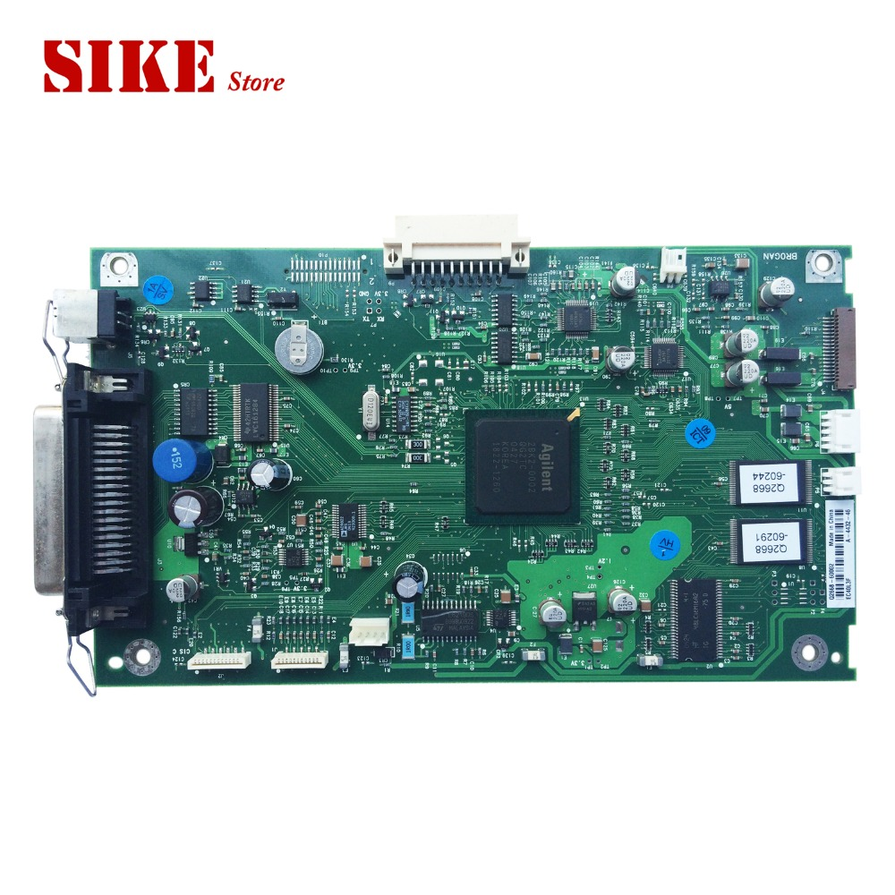 Q2664-60001 Logic Main Board Use For HP LaserJet 3030 HP3030 Formatter Board Mainboard free shipping for laserjet pro 200 color mfp m276nw m276n m276 formatter main logic board cf224 60001 cf224 80101