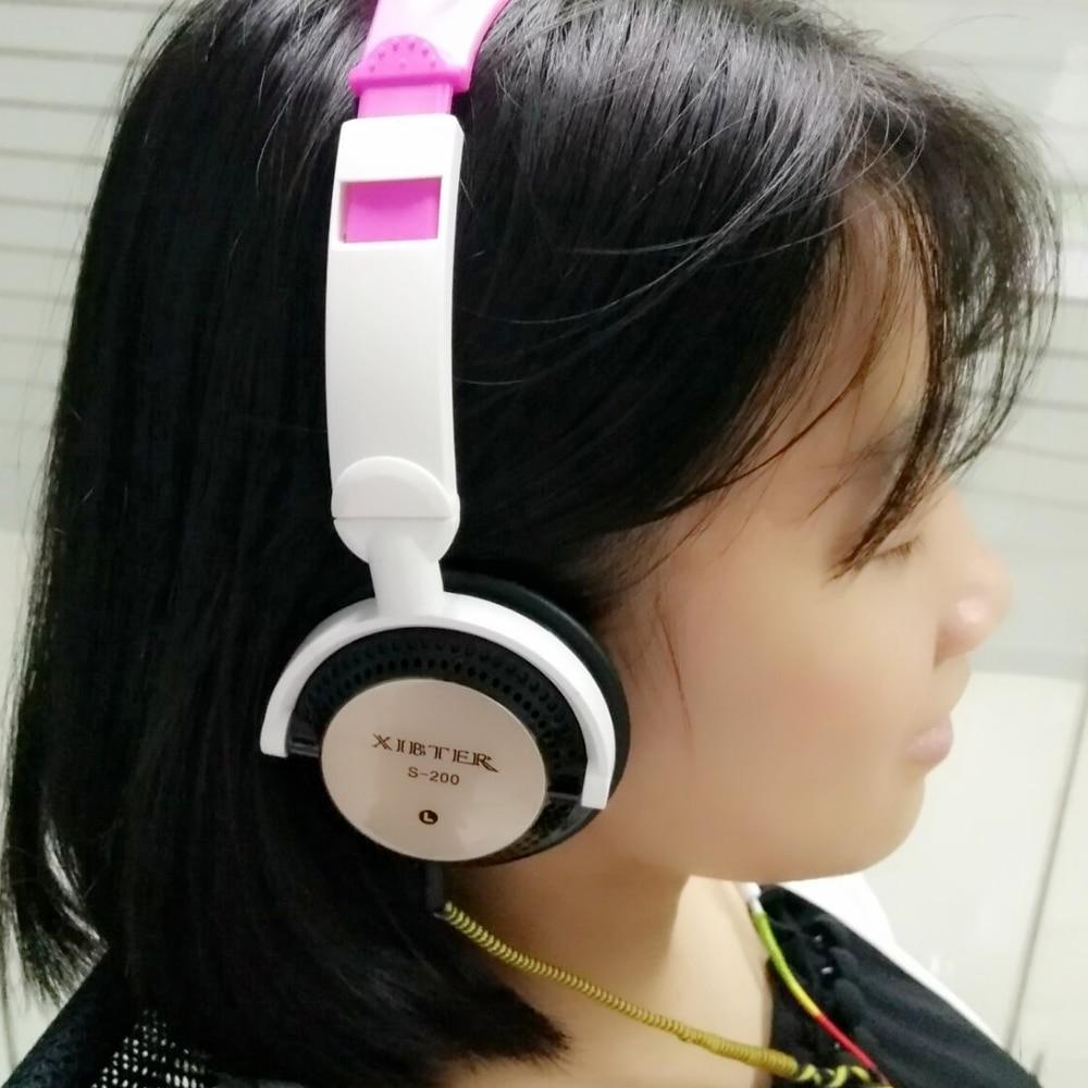 Xibter Mini Auriculares Coloridos Con Micrófono En Línea 3.5mm Jack - Audio y video portátil - foto 6