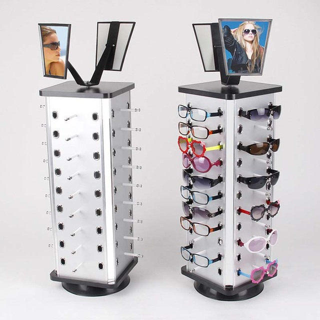 0f50ce7af2 Sunglasses Reading Glasses Show Stand Holder Eyewear Display Stand  HolderStorage Box Case