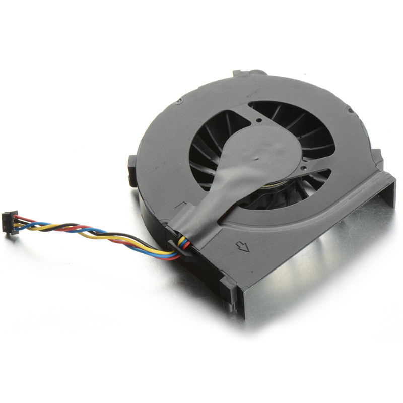 4 Wires Laptops Replacements CPU Cooling Fan Computer Components Fans Cooler Fit For HP CQ42/G4/G6 Series Laptops F1324 4 wire cooling fan for hp pavilion g6 2000 g7 2000 g6 g56 cpu fan brand new original g7 g6 2000 laptop cpu cooling fan cooler