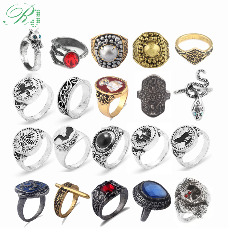 Anillos Jewelry Souls-Rings Cosplay-Accessories Dark-Souls Scar For Men 3-Havel's RJ