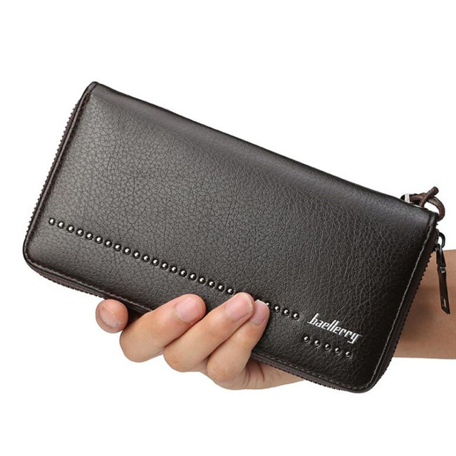 New Cell Wallets Leather Organizer Phone Bag Card Freeship Zipper 842018 Holder In Men Long Purse Clutch Brand Wallet Male Us12 Coin fgv7b6IYy