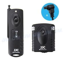 JJC JM-A (II) Control Remoto inalámbrico Disparador Para Canon EOS 1D 1DX 1DC 7D 5D Mark II III 5D2 5D3 6D D60 5d 7D2 COMO RS-80N3