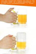 wholesale Beer Foamer Mug Sparkling / Foam-Generating Two Colors shipping service updated for bulk order