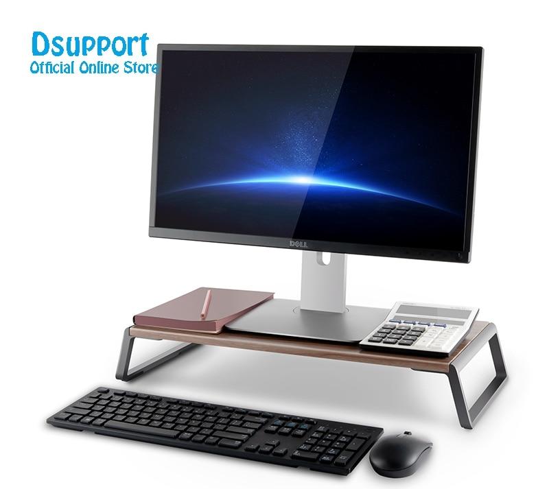 2019 New Desk Monitor/Notebook/Laptop Stand Space Bar Anti-slip Desk Riser Loading 10 Kgs ID-20