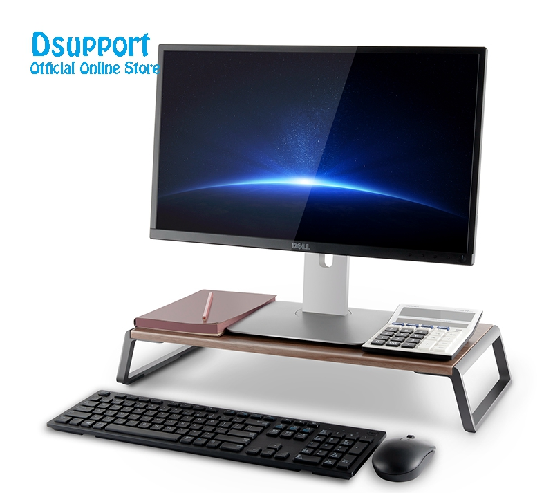 2020 New Desk Monitor/Notebook/Laptop Stand Space Bar Anti-slip Desk Riser Loading 10 Kgs ID-20