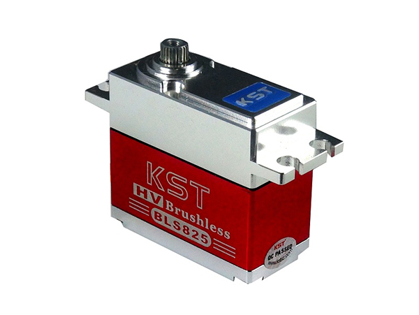 KST 70g/ 35kg/ 0.11 sec HV Brushless Digital Servo BLS825 for RC Model kst 70g 20kg 07 sec all metal hv brushless digital servo bls815 for rc model airplane helicopter