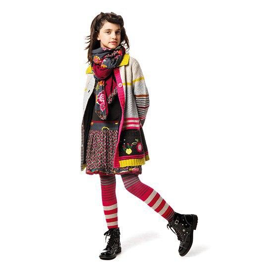 catimini girls clothing 2016 spring autumn girl long sleeve navy dot knitwear cotton tee sweater coat of the girls enfant