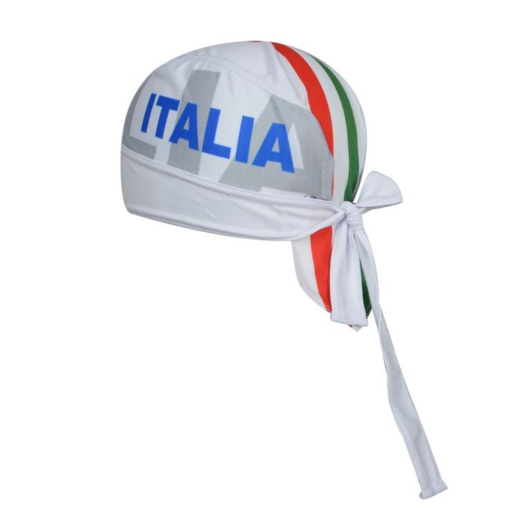 2017 Hot Breathable Multi Function Men Women ITALY Bicycle Hat Headscarf Cycling Cap Bandana Hood MTB Headband Head Scarf