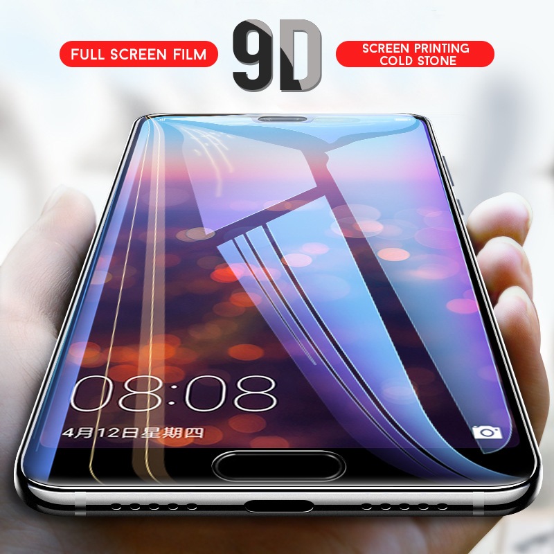 9D Full Tempered <font><b>Glass</b></font> For <font><b>Huawei</b></font> P Smart 2019 Screen Protector For <font><b>Huawei</b></font> P Smart Plus 2019 <font><b>2018</b></font> <font><b>PSmart</b></font> Protective <font><b>Glass</b></font> Film image