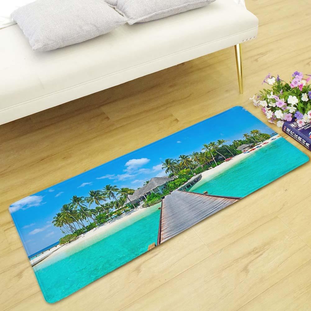 Sea Beach Area Rug For Living Room