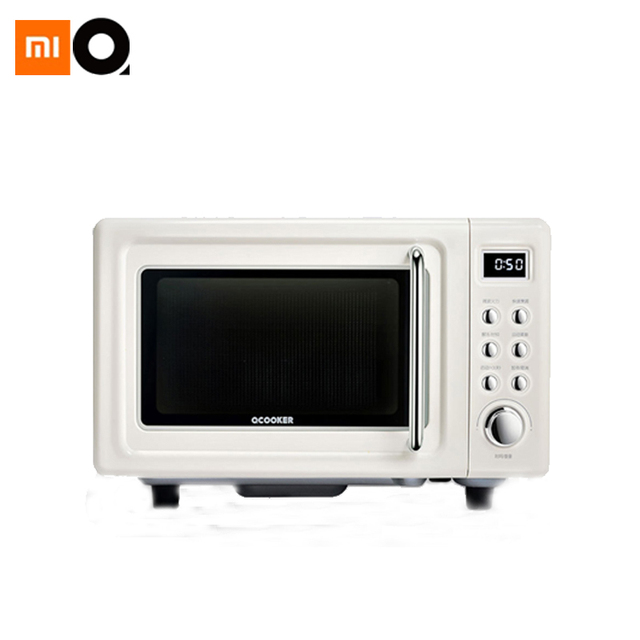 Xiaomi Ocooker Retro Flat Microwave Oven 18 Liter Capacity Stereo Uniform Sd Hot Clification Professonal Thawing