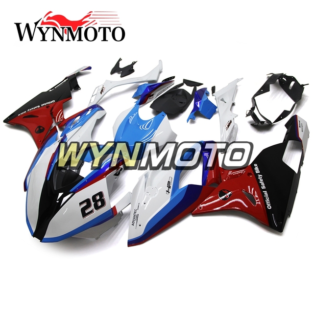 Complete Racing Fairings For Bmw S1000rr 2015 2016 15 16 Year Abs