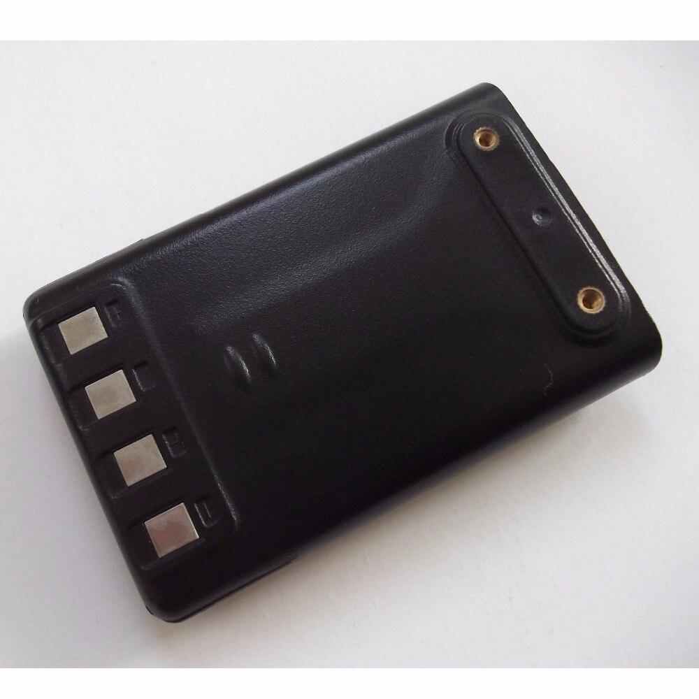 1500mAh Li-ion Battery For KST V6 Maldol V6 KST-245 ICOM IC-V89 IC-V87 TYT-800 TH-446 TYT-900 LUTHOR TL11 With Belt Clip