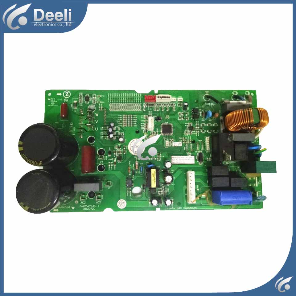95% new for Air conditioning computer board Pu925aY033-T PC board used 95% new used original for air conditioning computer board motherboard 2p091557 1 rx56av1c pc board
