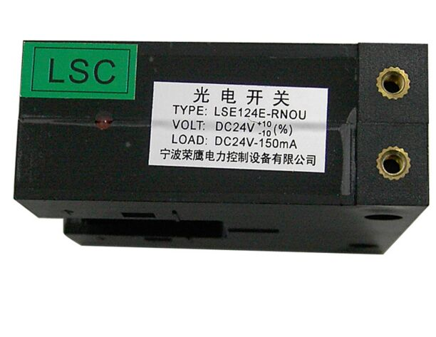 LSE124E-RNOU DC24V leveling sensor switch thyssen parts leveling sensor yg 39g1k door zone switch leveling photoelectric sensors
