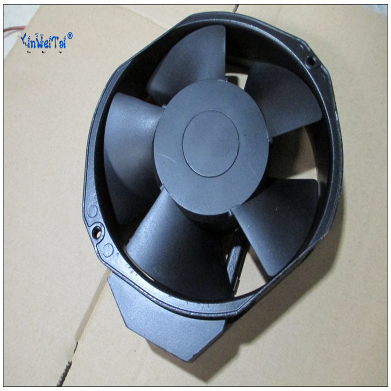 Free Shipping DC 220V 50/60Hz 40/38W Cooling Fan For NMB 5915PC-22T-B30 A00 Server Square Fan 150x172x38mm free shipping nmb cooling fan 3610ps 22t b30 220v instrumentation axial 92 92 25mm page 1