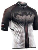 NW 2018 Men Women Summer Cycling Jersey Short Sleeve Shirt Bike Wear Clothes Clothing Maillot Ropa
