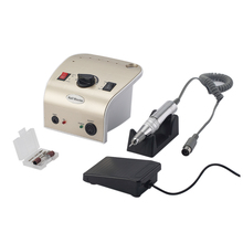 Pro 35000RPM Electric Nail Drill Machine Manicure Drills Accessory Pedicure Kit File Bit Tools
