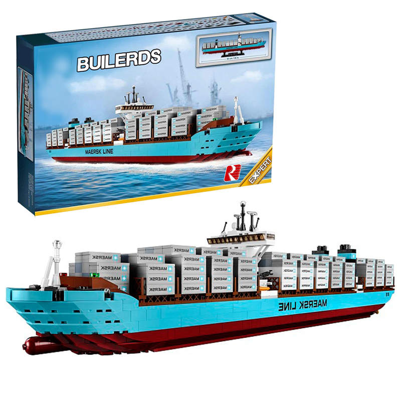 Lepin 22002  Ships Model Building Bricks Blocks Toys Gift Toys for Children Boy educational 10241 lepin 21012 builder the beatles yellow submarine with 21306 building blocks bricks policeman toys children educational gift toys