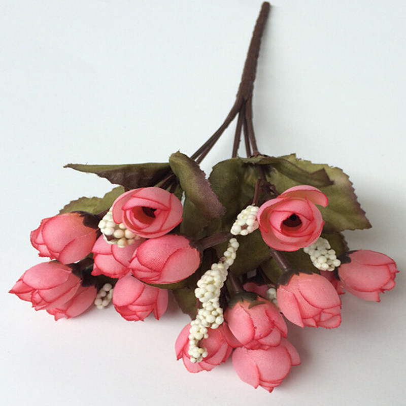 elegant small roses for home decor