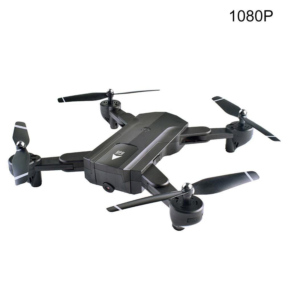 SG900-S Folding Aircraft 1080P WIFI FPV GPS RC Aerial Drone Children's Remote Control Toy Airplane Creative Gift white version of the folding aircraft 1080p lens wifi fpv map transmission gps aerial drone intelligent remote control aircraft