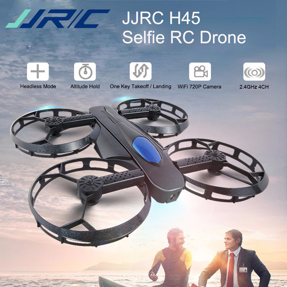 JJRC H45 Foldable Selfie Drone 720P Camera Wifi FPV RC Quadcopter with Battery