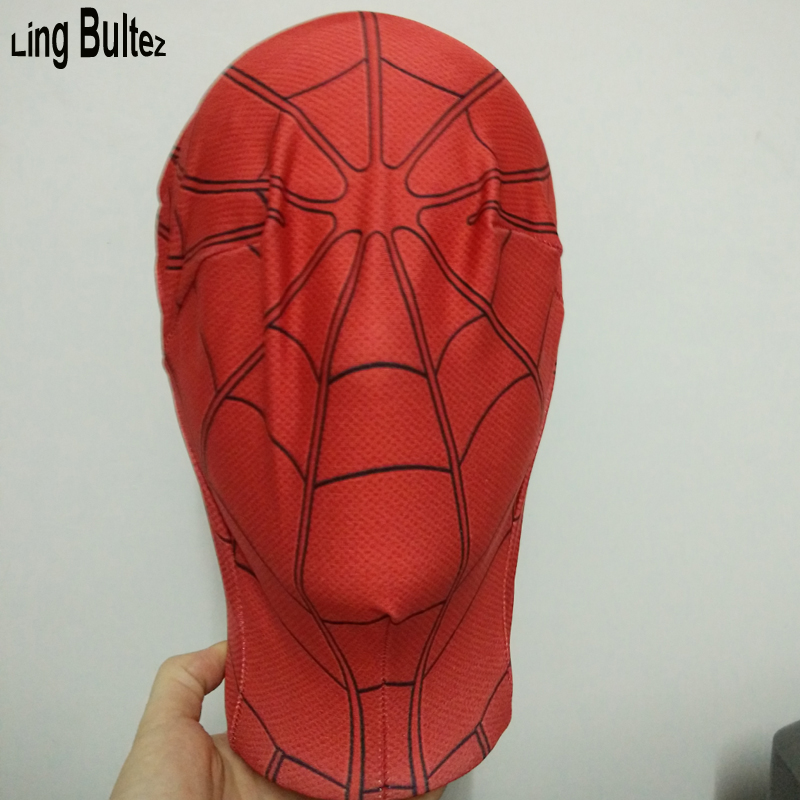 Ling Bultez High Quality Homecoming Spiderman Mask