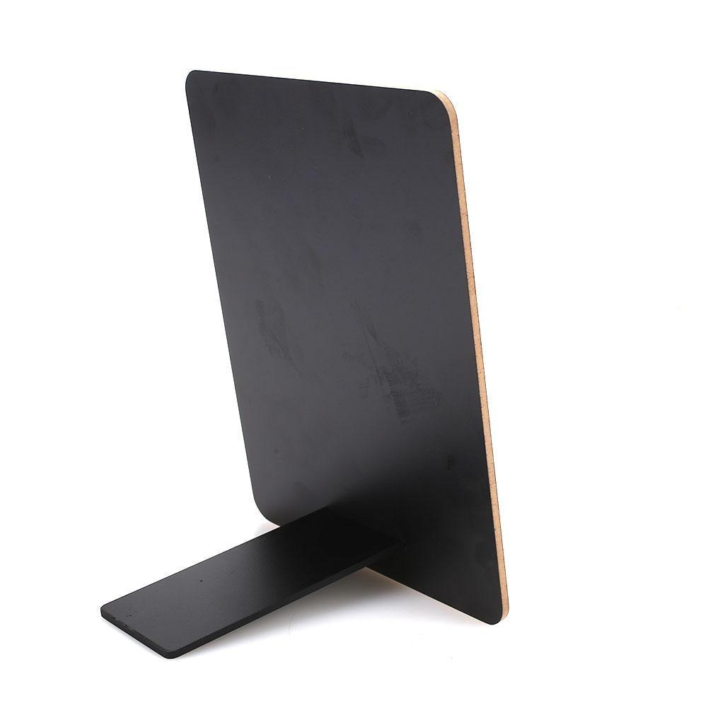 Melamine Memo Board Small Blackboard Decor Menu Card Advertising Board Multifunctional Creative